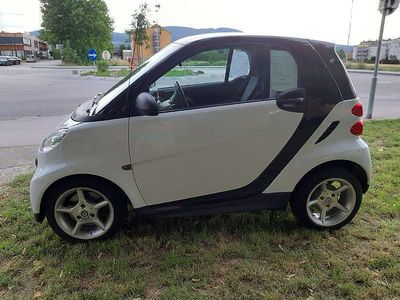 gebraucht Smart ForTwo Coupé fortwopure micro hybrid softouch Limousine