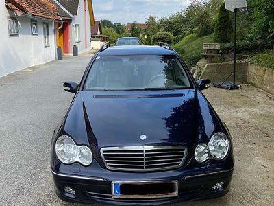 gebraucht Mercedes C270 C-KlasseCDI Kombi / Family Van