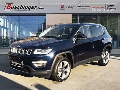 brugt Jeep Compass Limited 170 MJ 9AT 4x4 Park/Sicht/Winte... SUV / Geländewagen,