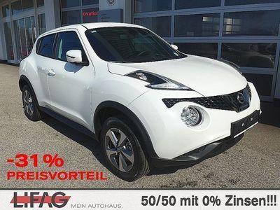 used Nissan Juke 1,6 Autom. Acenta *-31% Preisvorteil*