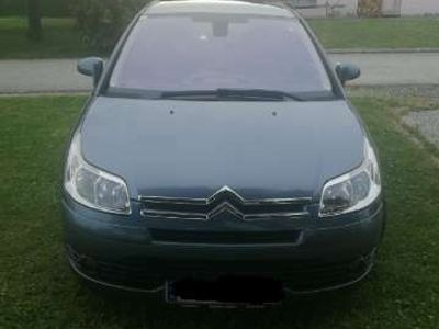 gebraucht Citroën C4 1,6 HDI Automatik