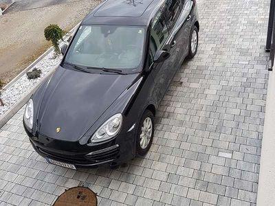 gebraucht Porsche Cayenne 3.0 Diesel PANORAM-LUFT-BOSE SOUND-CHRONO PACK. SUV / Geländewagen