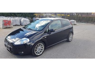 brugt Fiat Grande Punto 1,9 JTD Multijet 130 Sport, reserviert !!!