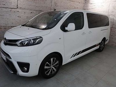 gebraucht Toyota Verso Proace2,0 D-4D 180 Lang VIP Aut.