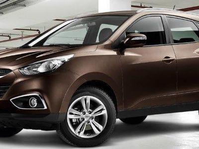 brugt Hyundai ix35 2,0 CRDi Premium 4WD