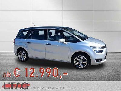 gebraucht Citroën Grand C4 Picasso C4 Picasso BHDi 150 Intensive *ab 12.990,-* Kombi / Family Van
