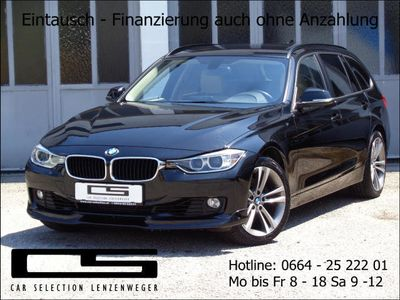 used BMW 330 xDrive Touring Ö-Paket Aut*Leder*Navi* 1Besitz*