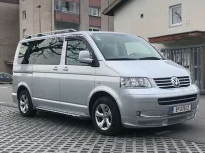gebraucht VW Caravelle T5Comfort 2,5 TDI 4motion D-PF