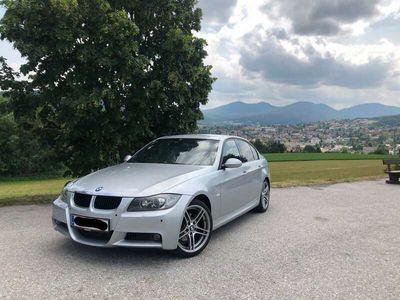 gebraucht BMW 320 3er-Reihe Diesel (E90) Österreich-Paket Aut.