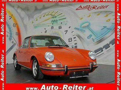 gebraucht Porsche 911 2.4 T Targa Ölklappe! GARANTIERT MATCHING N