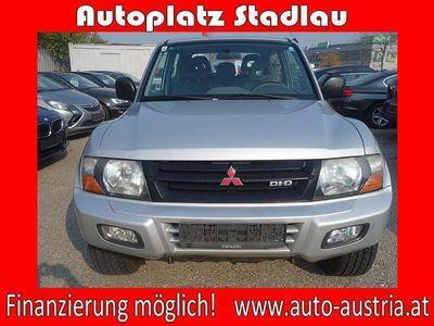 used Mitsubishi Pajero GLX 3,2 DI-D TD Aut. *FINANZIERUNG MÖGLICH! SUV / Geländewagen,