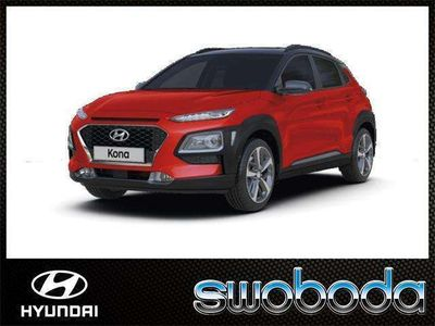gebraucht Hyundai Kona 1,6 CRDi 4WD DCT *Launch Sondermodell*