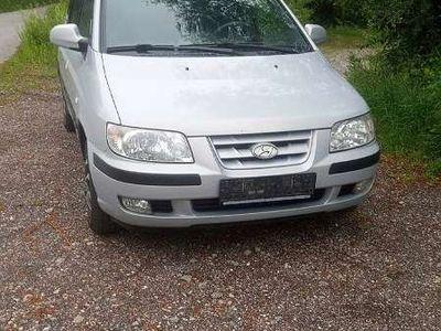 gebraucht Hyundai Matrix CRDi Kombi / Family Van
