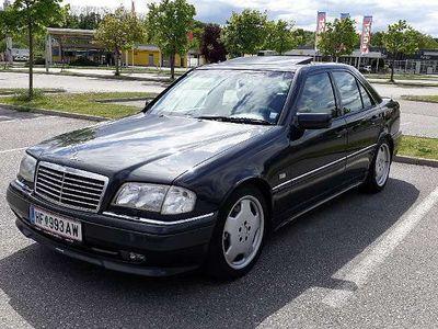 gebraucht Mercedes C36 AMG C-KlasseAMG Limousine
