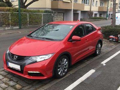 gebraucht Honda Civic 1,6l-CTDi Comfort Limousine