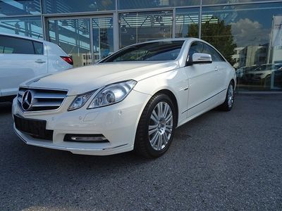 gebraucht Mercedes E220 E-KlasseBlueEfficiency CDI Aut. Sportwagen / Coupé,