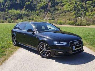 "gebraucht Audi A4 2.0 TDI Avant 3x S-Line ""TOP AUSSTATTUNG"""