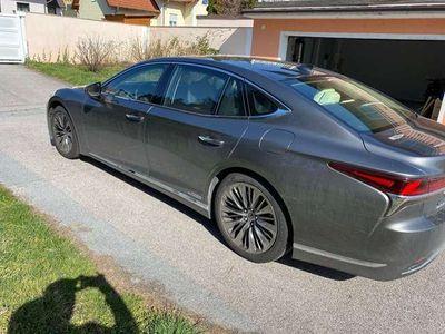 gebraucht Lexus LS500 500h President AWD Aut.