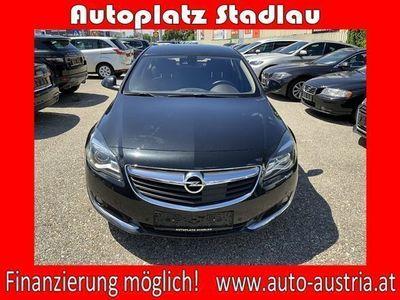 gebraucht Opel Insignia 2,0 CDTI Edition Ecotec Allrad Start/Stop System