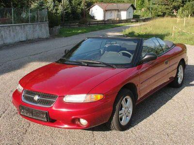 gebraucht Chrysler Stratus Cabrio Cabrio / Roadster