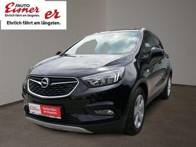 gebraucht Opel Mokka X 1,4 Turbo ecoflex Edition Start/Stop Syste