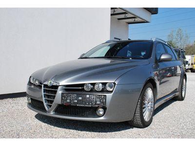 gebraucht Alfa Romeo 159 Alfa SW 2,2 JTS TI Selsp.