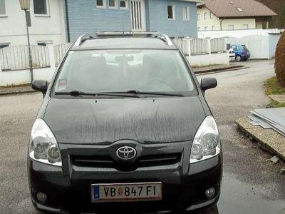 gebraucht Toyota Corolla Verso 2,2 D4D Kombi / Family Van