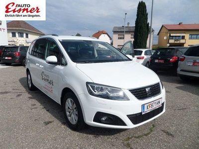 gebraucht Seat Alhambra FR 2,0 TDI 4Drive