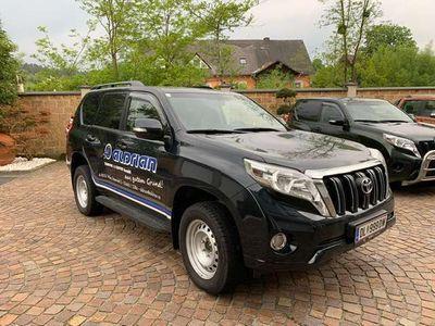 gebraucht Toyota Land Cruiser Land Cruiser2,8 D-4D 4WD City Aut. SUV / Geländewagen,