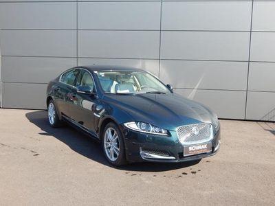 gebraucht Jaguar XF 2,0 i4 Portfolio Limousine,