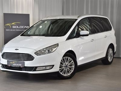 gebraucht Ford Galaxy 2,0 TDCi AWD Titanium Start/Stop Powershift Kombi / Family Van,