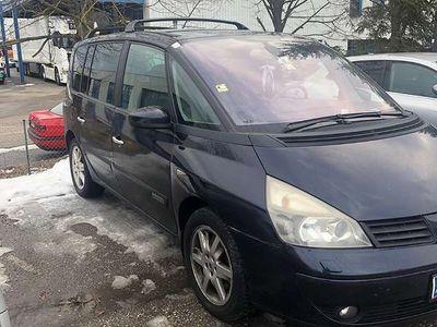 brugt Renault Espace 2.2 Kombi / Family Van,