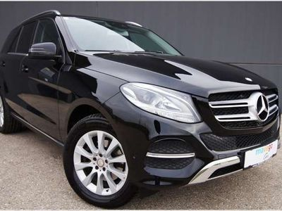 gebraucht Mercedes GLE250 d 4Matic A-Edition Aut. **STANDHEIZUNG/AHK/NAVI**