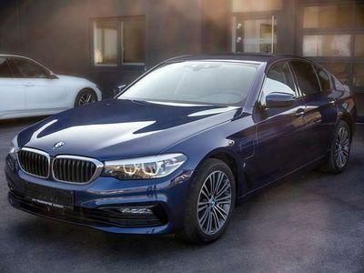 gebraucht BMW 530 530 e *Sport* G30 eDrive Aut.*NaviProf*Shadowline*