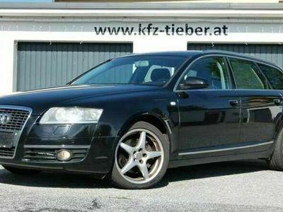gebraucht Audi A6 Avant 3,0 TDI V6 quattro HANDSCHALTER Bastelauto