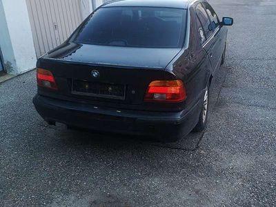 brugt BMW 530 5er-Reihe d Limousine,