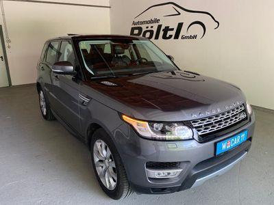 gebraucht Land Rover Range Rover Sport 3,0 TDV6 HSE Dynamik-Paket PANO AHK 1.BESITZ TOP!