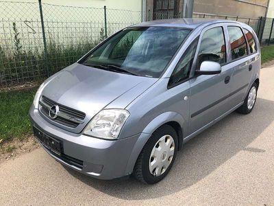 gebraucht Opel Meriva 1,3 Cosmo CDTI ecoFLEX**KLMA** Kombi / Family Van