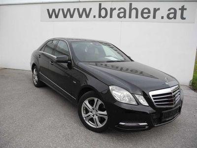 gebraucht Mercedes E250 CDI 4MATIC BlueEFFICIENCY Limousine