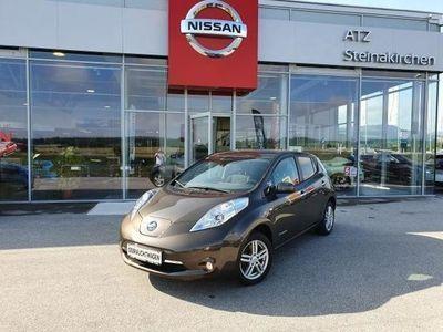 gebraucht Nissan Leaf (mit Batterie) Acenta 30 kWh Limousine,