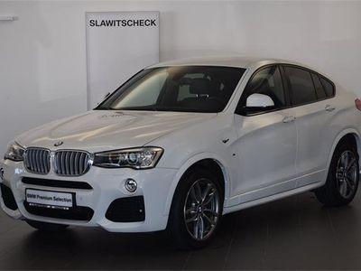 gebraucht BMW X4 xDrive35d SUV