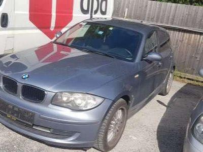 gebraucht BMW 120 1er-Reihe (E87) Österreich-Paket Aut.