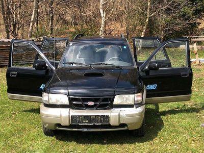 gebraucht Kia Sportage 2.0 L SUV / Geländewagen