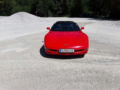 gebraucht Chevrolet Corvette C5 Sportwagen / Coupé