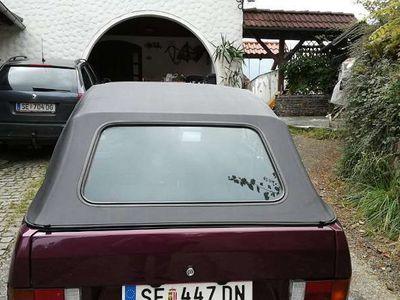 gebraucht VW Golf Cabriolet 1 Cabrio 155 / Roadster