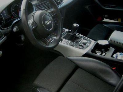 gebraucht Audi A6 2,0 TDI DPF S-line,Xenon,Navi,Sportsitze Limousine