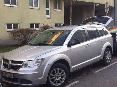 gebraucht Dodge Journey 2.0 tdi SUV / Geländewagen