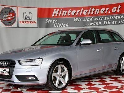 gebraucht Audi A4 Avant 3,0 TDI quattro XENON NAVI PADDLES