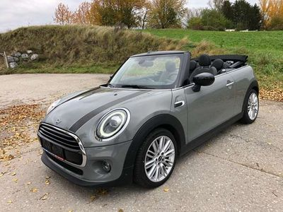 gebraucht Mini Cooper Cabriolet Aut .Chilli *LED *Navi *Park As .*NP 37200