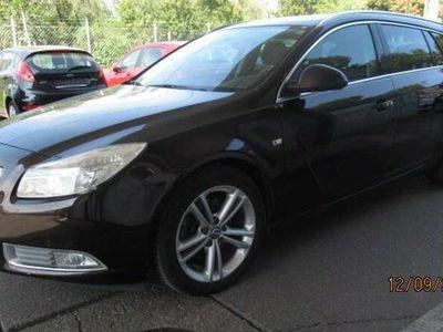 gebraucht Opel Insignia ST 2,0 Sport CDTI DPF